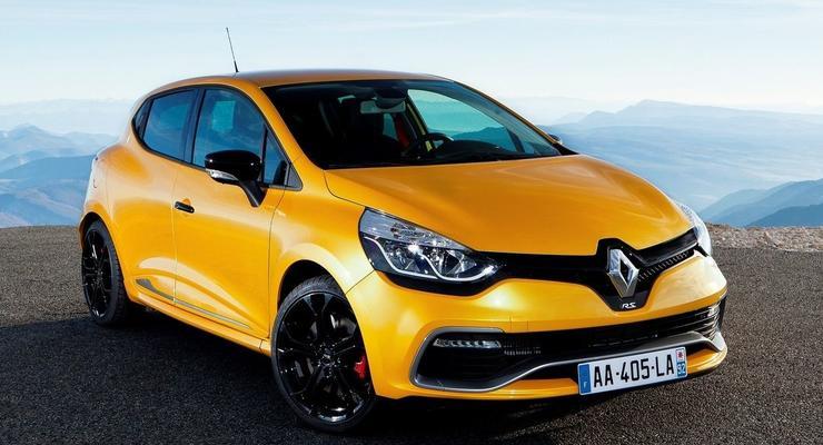 Новый Renault Clio RS получил ценник в Европе