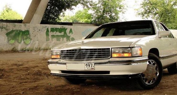 Cadillac убийцы Тупака продают за 2 миллиона долларов