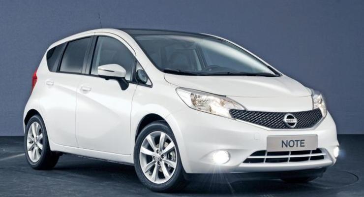 Представлен новый Nissan Note европейской сборки