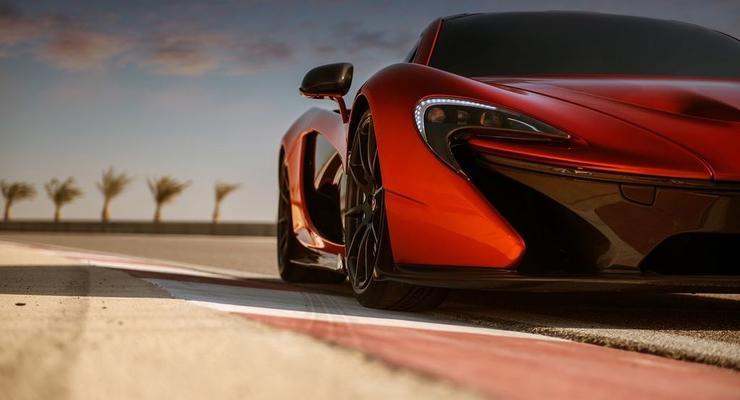 McLaren показал «сердце» нового суперкара: 916 сил!