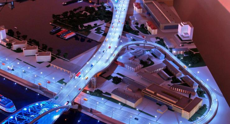Планы Киева до 2025 года: 2 новых моста и 10 развязок