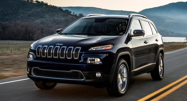 Jeep Cherokee радикально изменил свою внешность