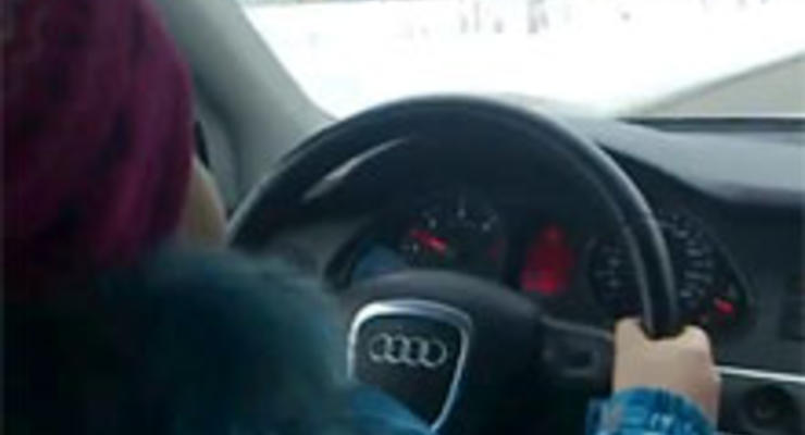 «Давай, газуй!» Отец велел 8-летней дочке ехать 100 км/ч