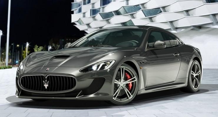 Самое мощное купе Maserati сделали четырехместным
