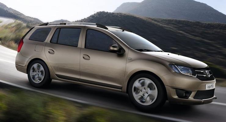 Новый универсал Dacia Logan выставили на суд публики