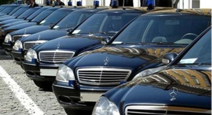 Аренда машин для мэрии Харькова стоит дороже покупки