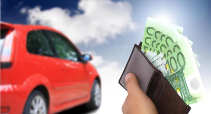 Украина ввела спецпошлины на импортные автомобили