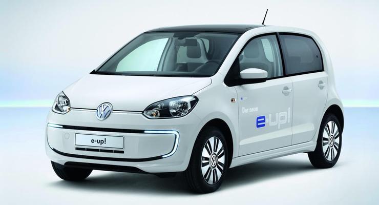 Маленький Volkswagen стал серийным электромобилем