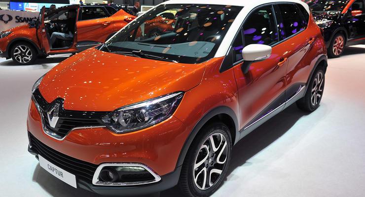 Миниатюрный кроссовер Renault Captur получил ценник