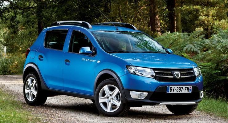 Тест-драйв Renault Sandero Stepway нового поколения