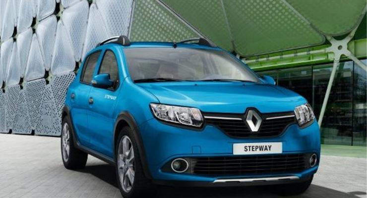 Новый Renault Sandero: озвучены украинские цены