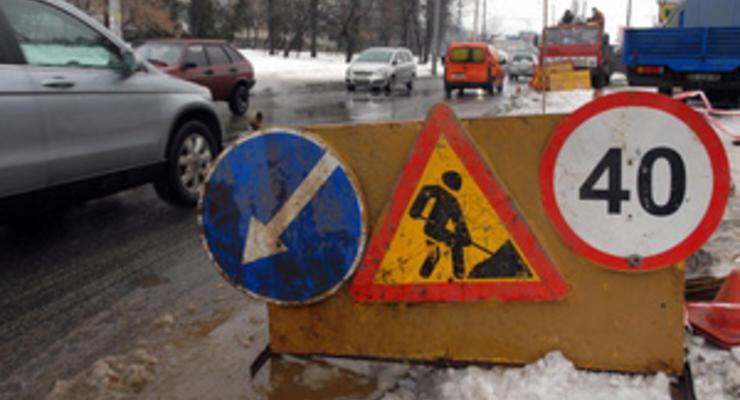 На ремонт дороги для Фирташа потратили вдвое больше, чем на международную трассу
