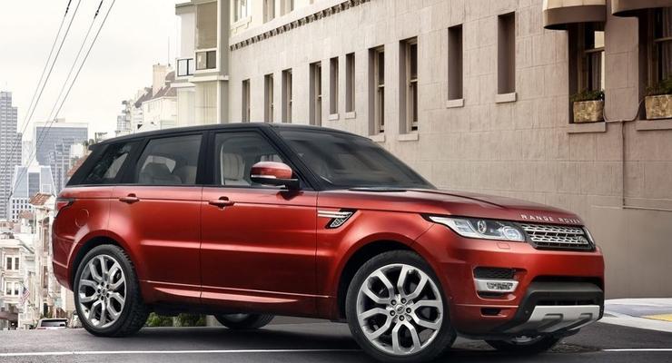 Новый Range Rover Sport – самый быстрый в истории
