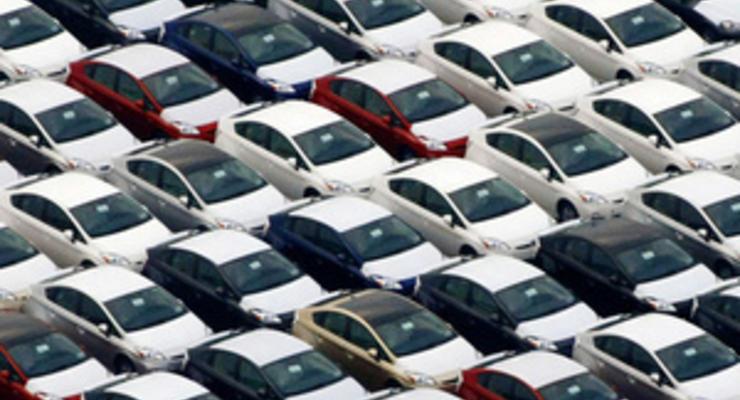 Япония 6 месяцев подряд сокращает производство авто
