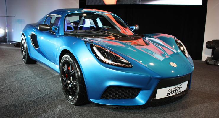 Представлен самый быстрый в мире электромобиль