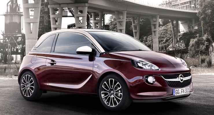 Тест-драйв Opel Adam – новой люксовой малолитражки