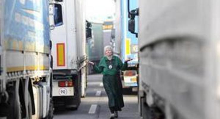 В Кабмине пугают введением платы за пользование дорогами для грузовых авто