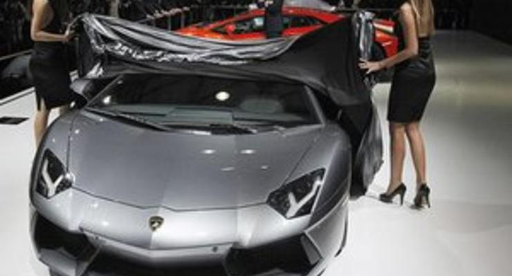 Показатель роскоши: в Дубае появился полицейский патруль на Lamborghini