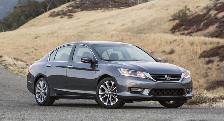 Тест-драйв седана Honda Accord нового поколения