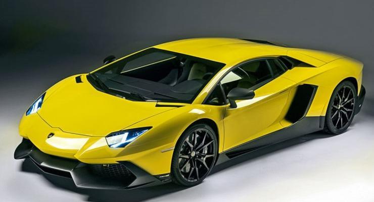 Lamborghini отметила 50-летие юбилейным суперкаром