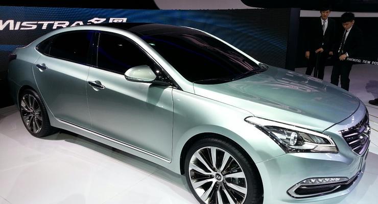 Новинки Hyundai и Kia выставили на суд общественности