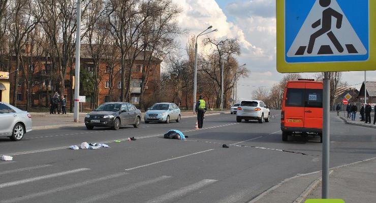 Дама на Porsche убила пешехода – наказания не будет?