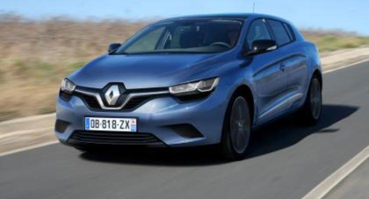Каким будет Renault Megane следующего поколения