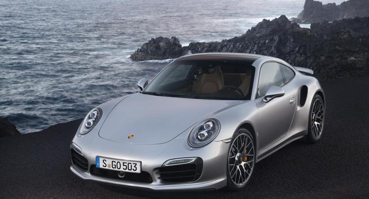 Новый Porsche 911 Turbo стал самым мощным в истории