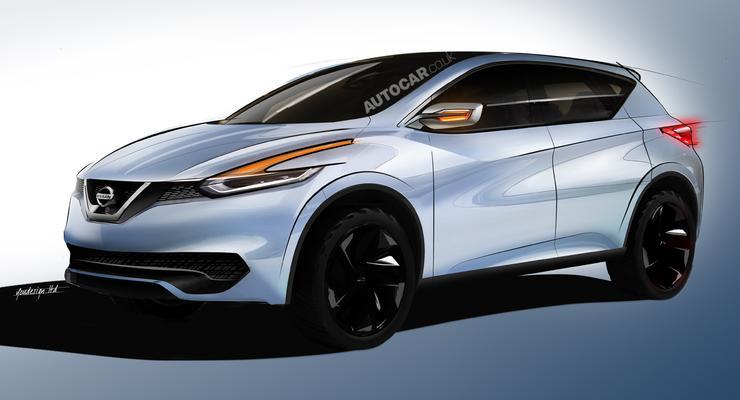 Nissan Qashqai нового поколения: первые подробности