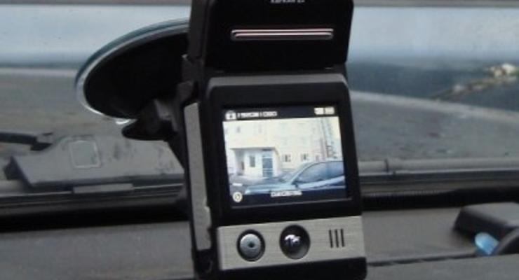 Водителей хотят штрафовать за отсутствие видеорегистратора