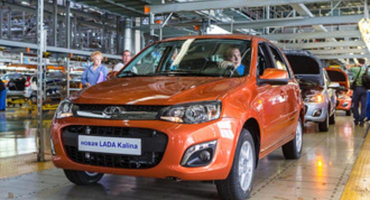 Стартовало производство Lada Kalina 2, названы цены