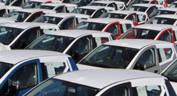 Автопроизводство в Украине упало более чем в 2,5 раза