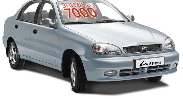 Автомобили ЗАЗ по «народным» ценам