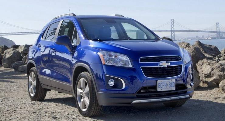 SIA 2013: Chevrolet Tracker получил прайс в Украине