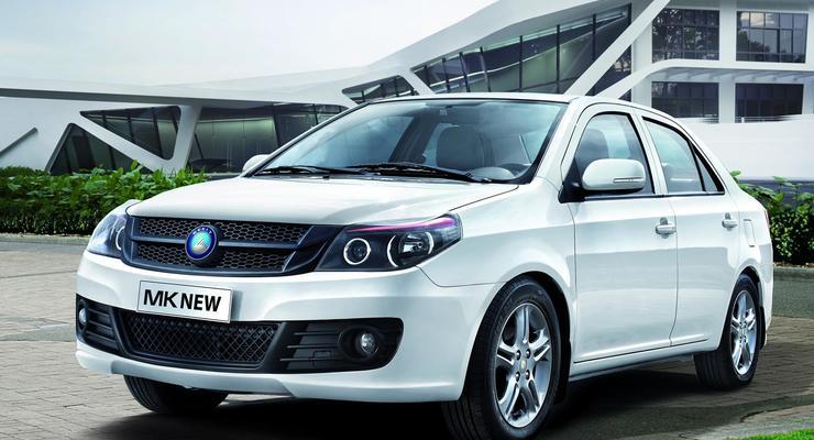 SIA 2013: Geely покажет новый MK и флагманский седан