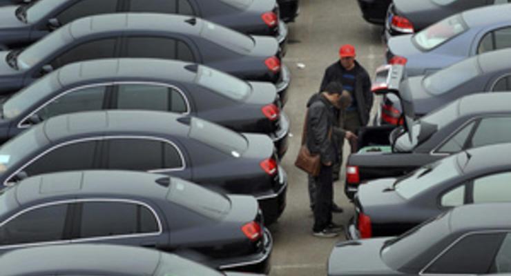 Украина предложила России упростить систему автоперевозок