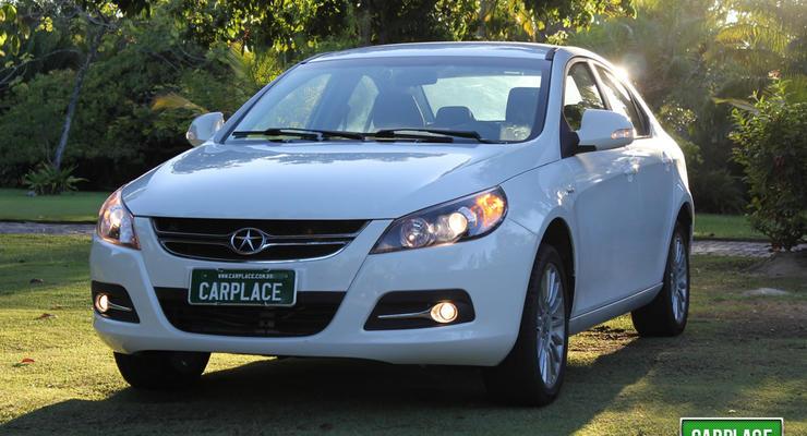 Китайские автомобили JAC будут выпускать в Черкассах