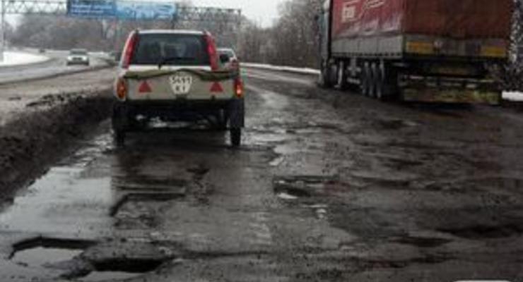 ГАИ насчитала на дорогах пять тысяч проблем