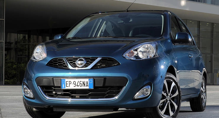 Nissan Micra сменила лицо и стала богаче внутри