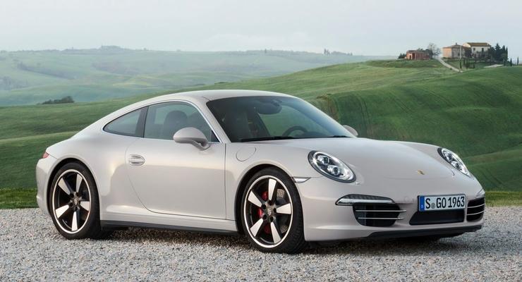 Юбилейный Porsche 911 за полтора миллиона гривен