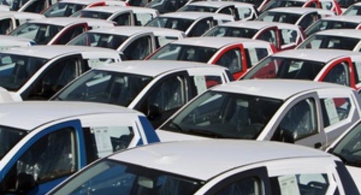 Украина производит в 700 раз меньше машин, чем Китай