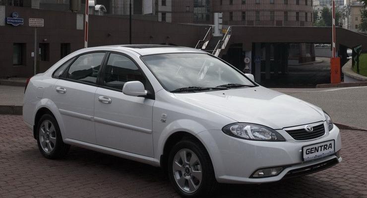 На смену Лачетти в Украине придет новый Daewoo
