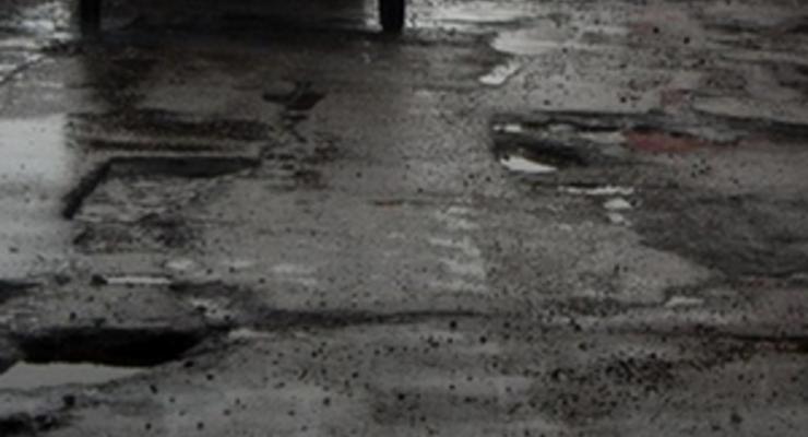 Укравтодор похвастался новой технологией ремонта дорог