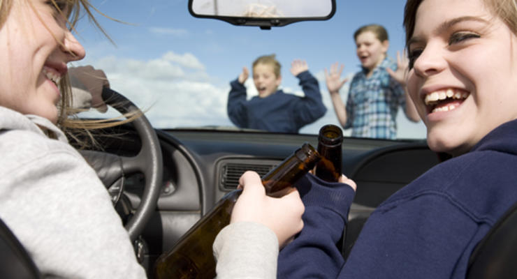 Дураки и дороги: учим ПДД на ошибках других (ВИДЕО)