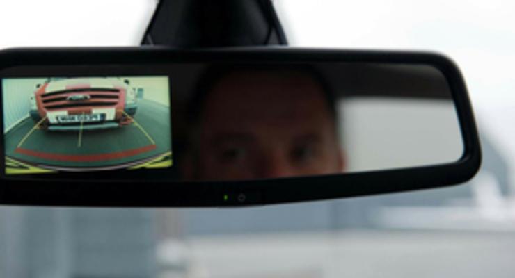 США обяжут оснащать авто камерами заднего вида