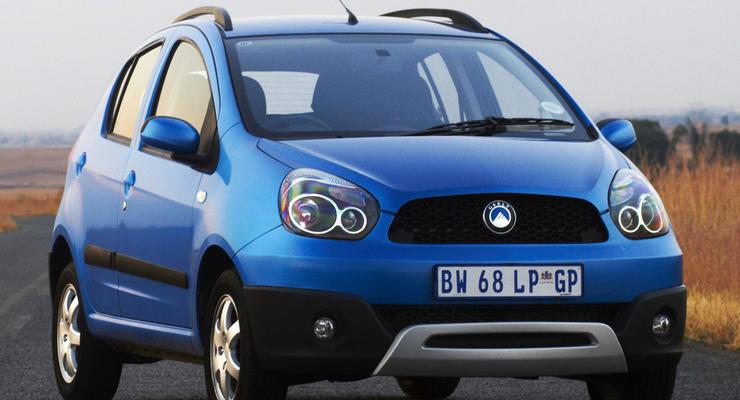 Самые дешевые автомобили из популярных в Украине