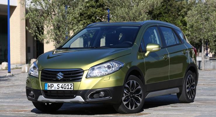 Новый Suzuki SX4 в деталях: фото и характеристики
