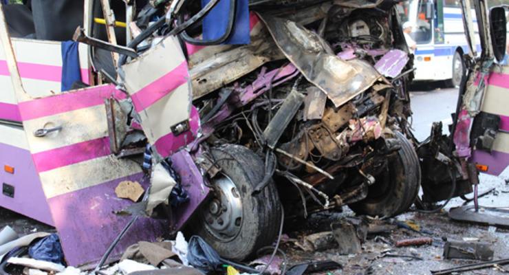 В ДТП на Волыни погибли 8 человек, среди них дети