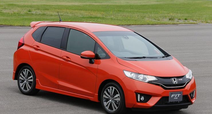 Представлен новый Honda Jazz, выйдет на рынок осенью