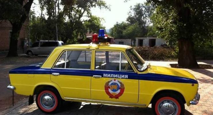 В Украине продают знаменитую гаишную «копейку»